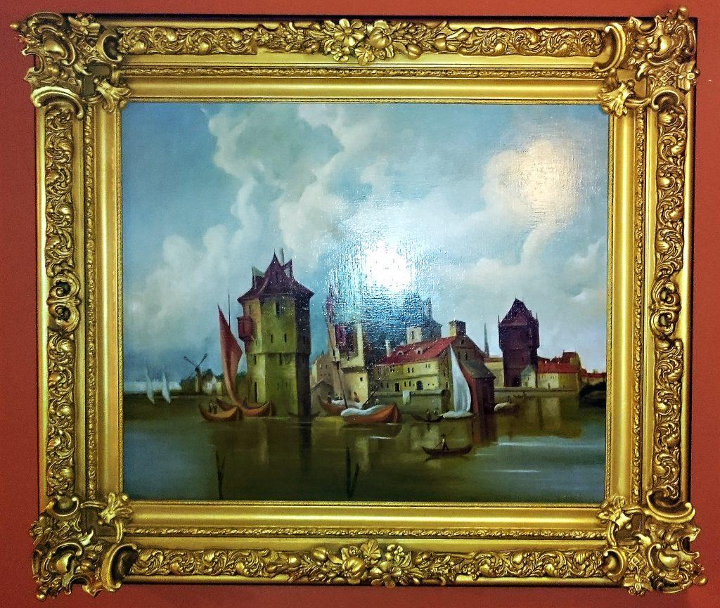 baroko rėmai