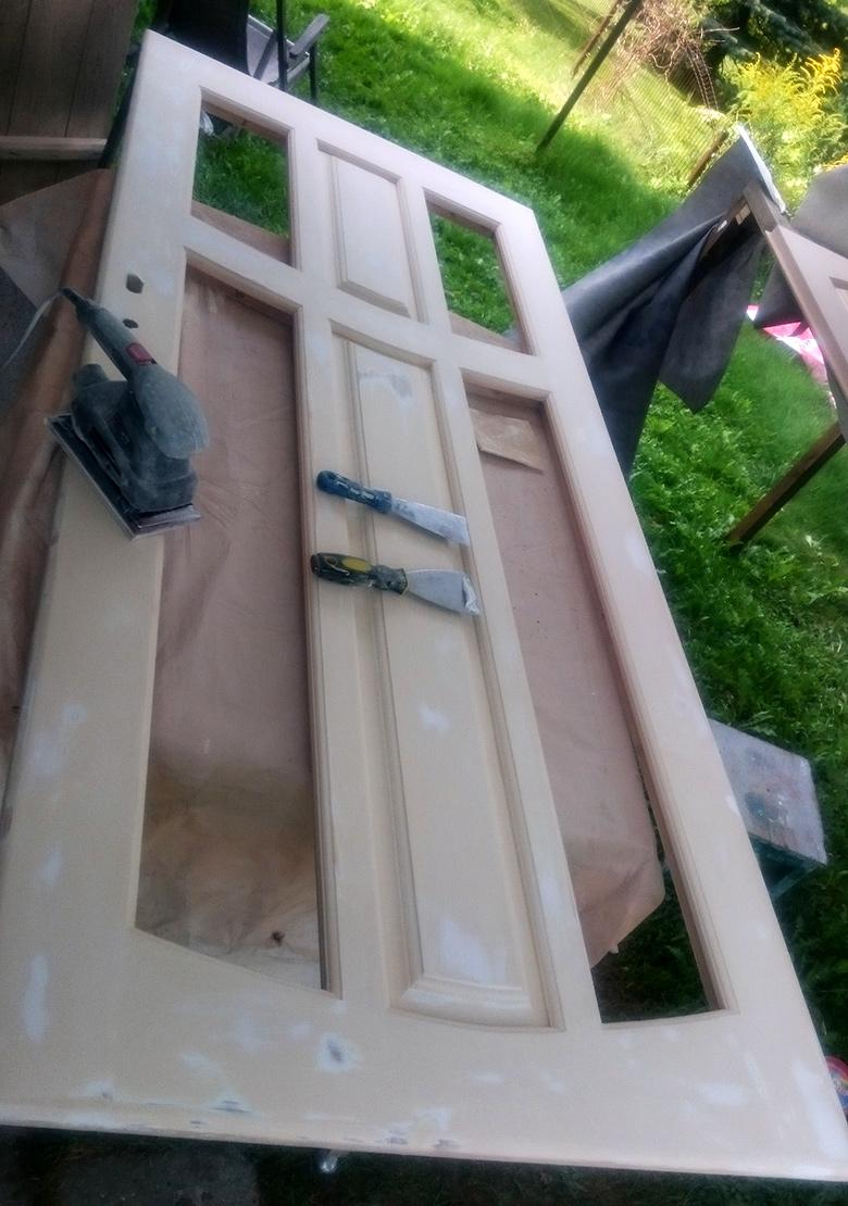 durų restauravimas