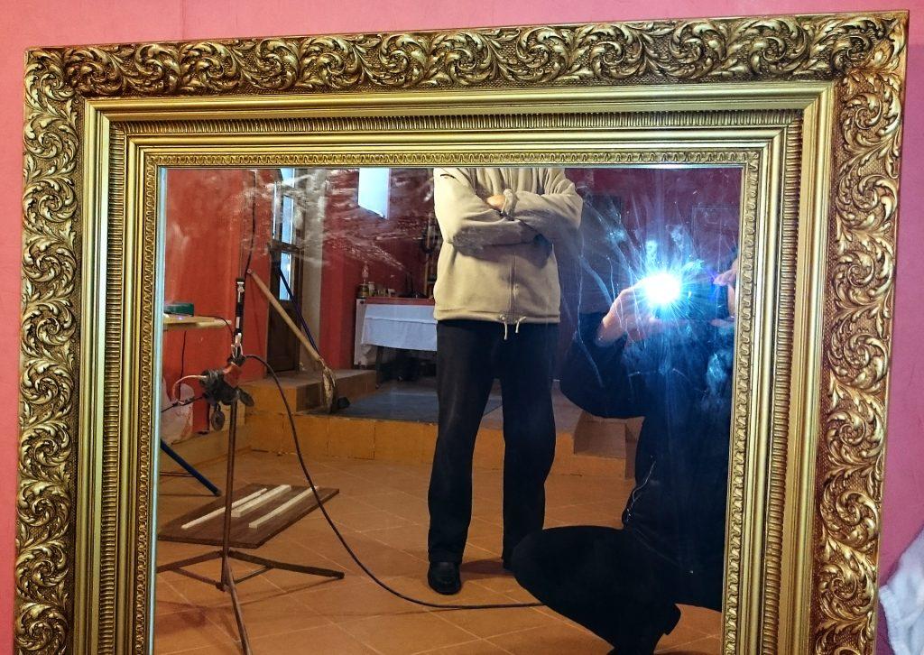 veidrodžių rėmai